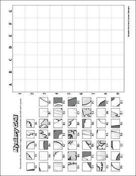 Free Printable Grid Drawing Puzzles | Projects to Try | Pinterest ...