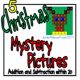 Christmas Mystery Pictures