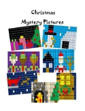 Christmas Mystery Pictures (200 chart)