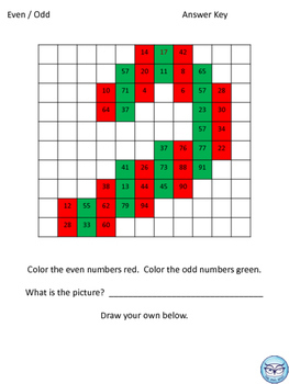 Christmas Mystery Pictures - Primary Math