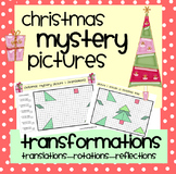 Christmas Mystery Pictures (Transformations)