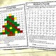 Christmas Math Mystery Puzzles