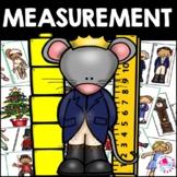 Math Center Christmas NUTCRACKER BALLET Measurement