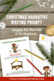 Christmas Writing Prompt: Imagine You Were a Shepherd