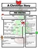 Christmas Narrative Writing & Christmas Mobile