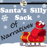 Christmas Narrative Writing Story Starters