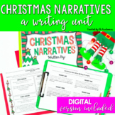 Christmas Activities for Middle School Narrative Writing Unit