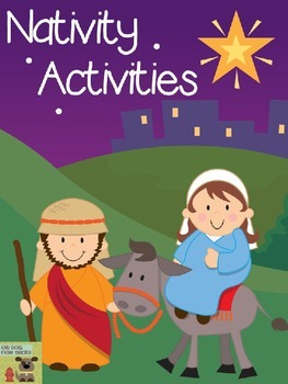 Christmas Nativity Activities