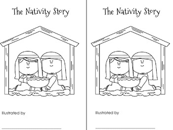 Christmas Nativity Activities FREEBIE