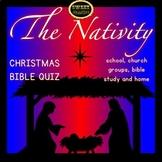 Christmas Nativity Bible Quiz   Distance Learning   Compar