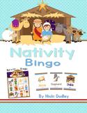 Christmas Nativity Bingo