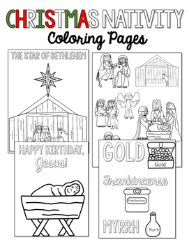 Children and Christmas – Fr. Raoul Plus, S.J. | Catholic coloring ... | 350x271