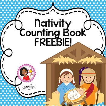 Christmas Nativity Counting Book