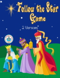 Christmas Nativity Follow the Star Game