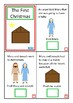 Christmas Nativity Interactive Adapted Book, Autism , Special Education