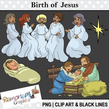 Nativity Clip art