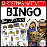 Christmas Nativity Junior Bingo