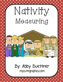 Christmas Nativity Measuring