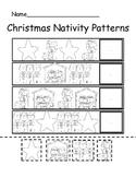 Christmas Nativity Patterns by EG