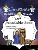 The Christmas Story Mini book and Reader's Theater