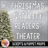 Christmas Nativity Readers Theater: The Friendly Beasts & The Christmas Story