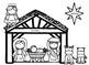 Christmas Nativity Scene Activities