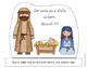 Christmas Nativity Sentence Strip Headband, Jesus {Black L
