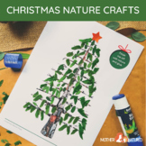 Christmas Nature Arts and Crafts Printable Pack
