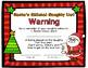 Christmas - Naughty or Nice Certificates