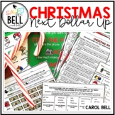 Christmas Next Dollar Up Worksheets