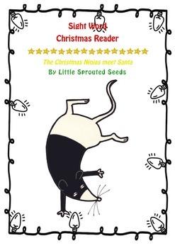 Sight Word Reader, Christmas