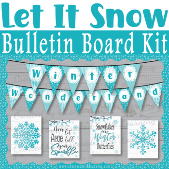 Snowflake Quotes No PREP Bulletin Board