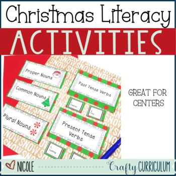 Christmas No Prep Literacy Activities