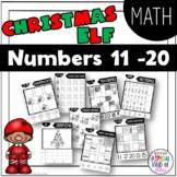 Christmas No Prep Math Numbers 11 to 20