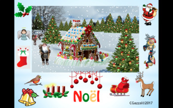 Christmas / Noël in French