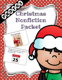 Christmas Non-Fiction Packet for Autism and Special Education