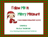 Christmas Non-Standard Measuring Activity