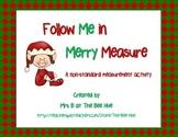 Christmas Non-Standard Measuring Activity