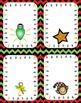 Christmas Non-verbal Behavior Cards En Espanol (Spanish)