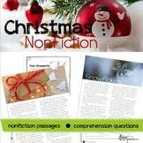 Christmas Nonfiction Reading Passages