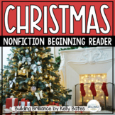 Christmas Emergent Reader {Nonfiction}