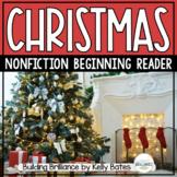 Christmas Emergent Reader {Nonfiction}