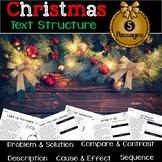 Christmas Nonfiction Text Structure Passages