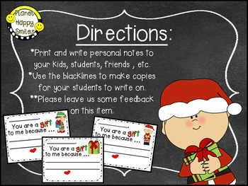 Christmas Note Cards