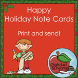Christmas Notes for Kids