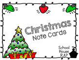 Christmas Notes for the Holidays