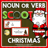 Christmas SCOOT task cards