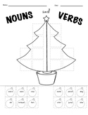 Christmas Nouns and Verbs