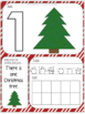 Number Dough Mats to Twenty Christmas