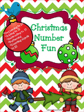 Christmas Number Fun